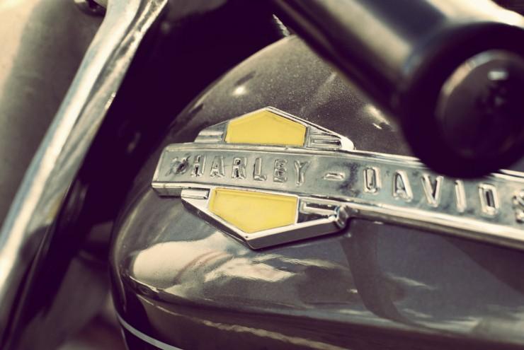 Harley Davidson Custom 4