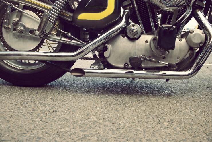 Harley Davidson Custom 8