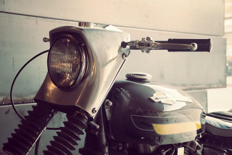 Harley Davidson Custom 9