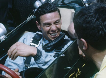 Jim Clark indy 500 450x330 - Jim Clark - The Quiet Champion