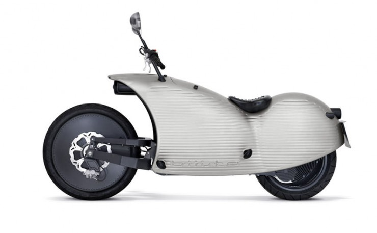 Johammer Electric Motorcycle 5