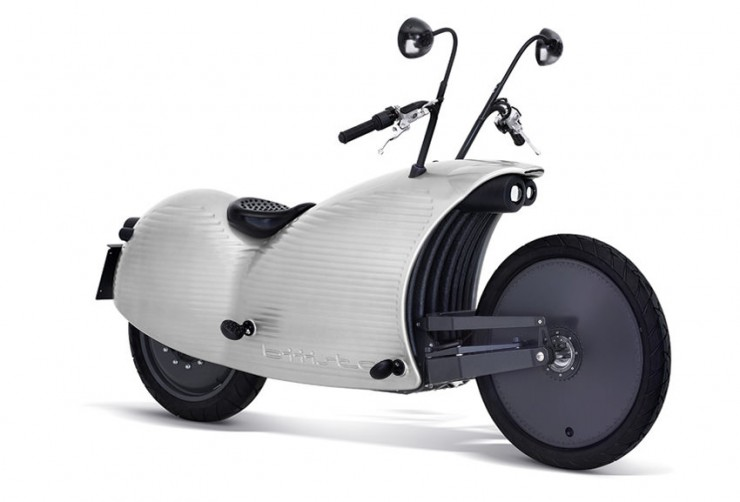 Johammer Electric Motorcycle 6