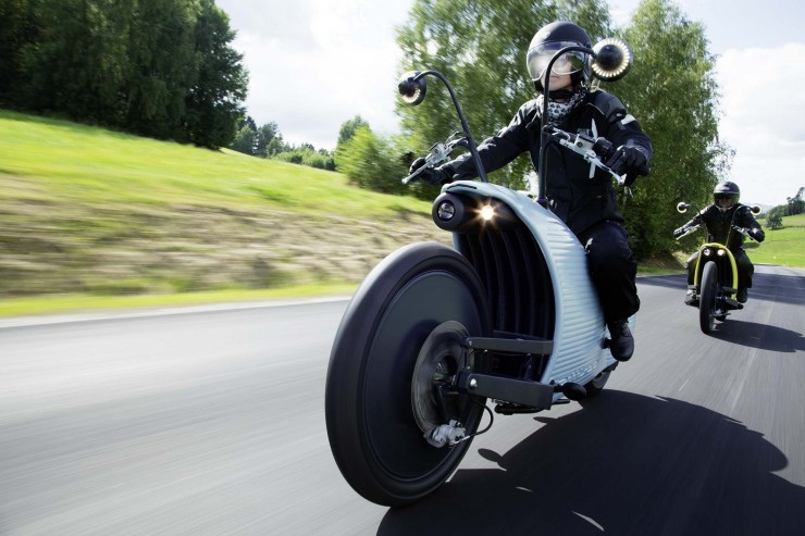 Johammer Electric Motorcycle 7