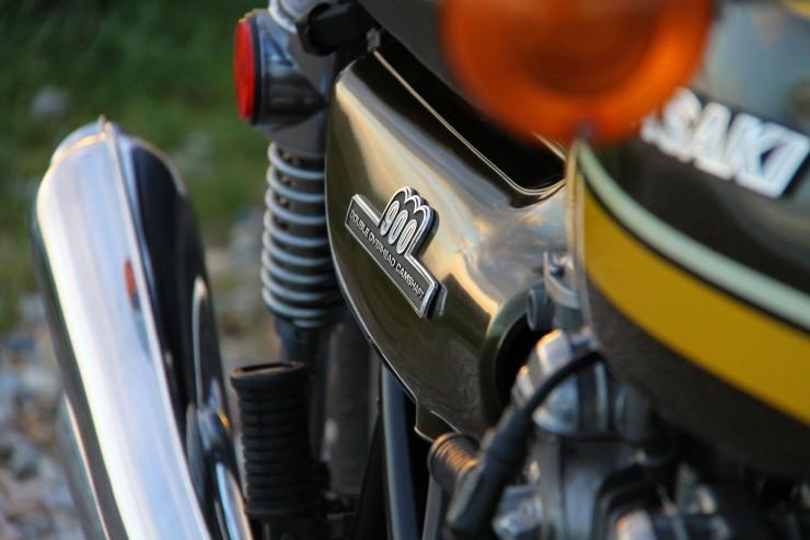 Kawasaki Z1 20