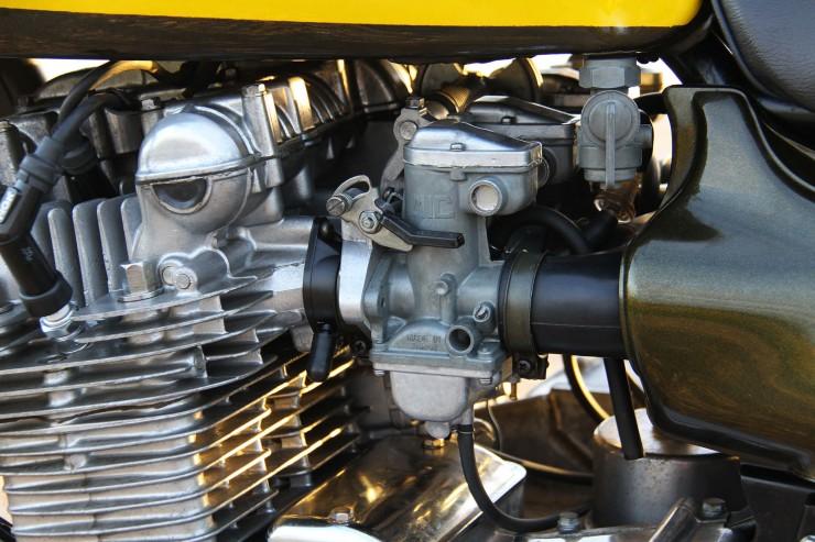 Kawasaki Z1 6