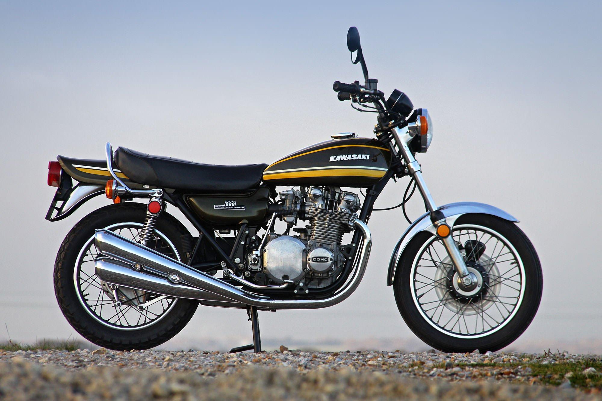 Kawasaki Motorcycles Uk