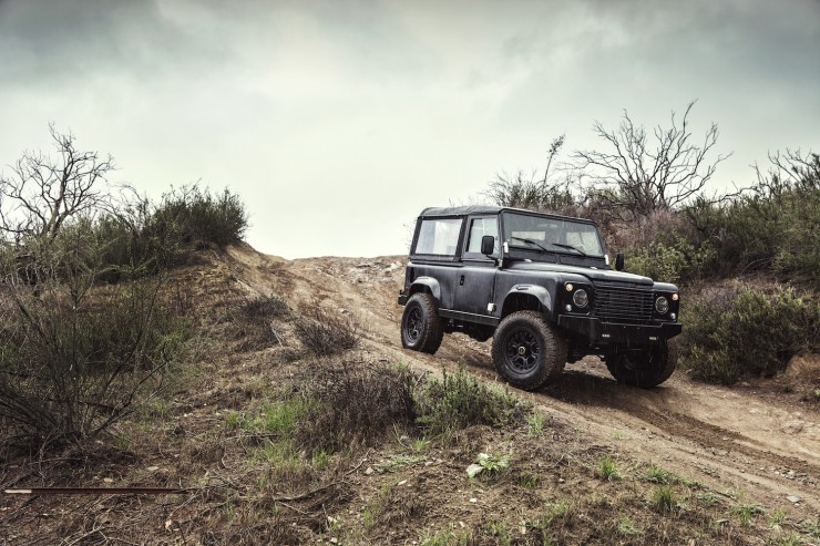 Land Rover D90 Custom 14