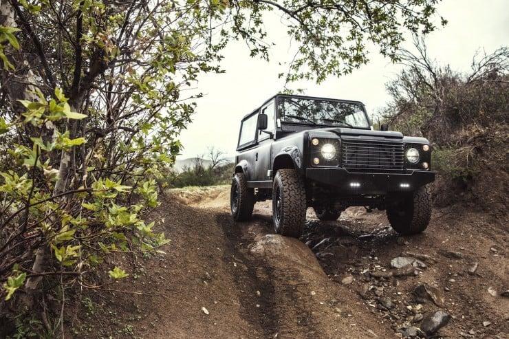 Land Rover D90 Custom 15