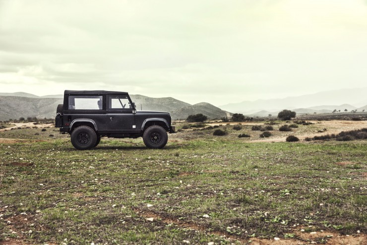 Land Rover D90 Custom 19