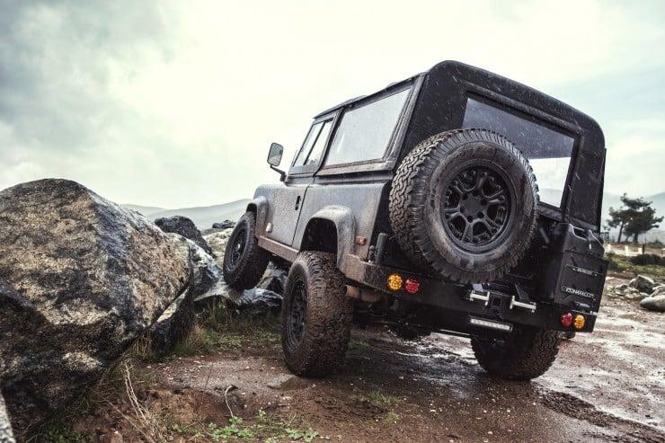 Land Rover D90 Custom 22