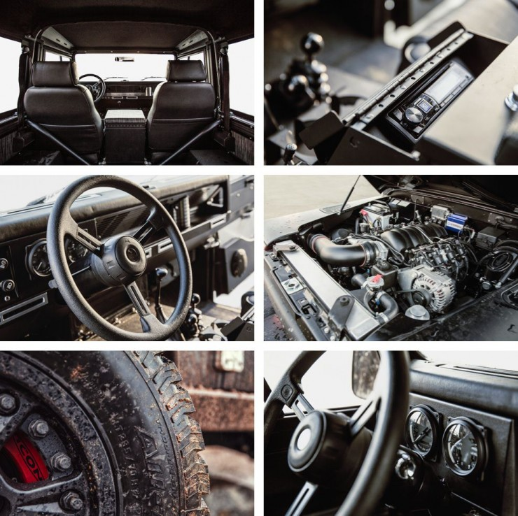 Land Rover D90 Custom 28