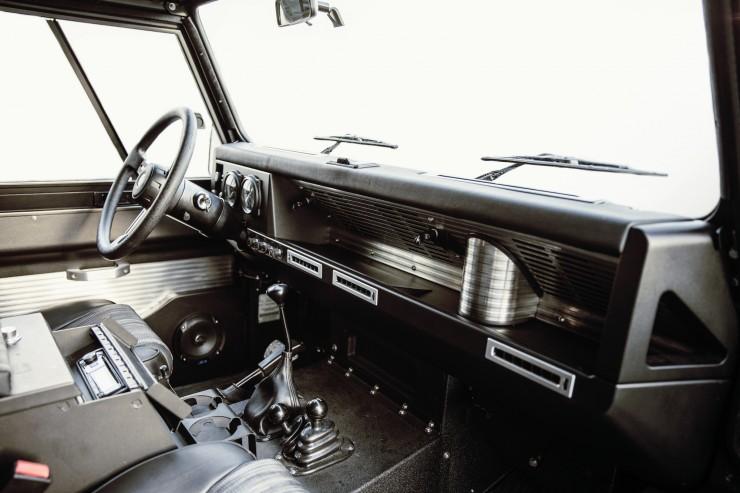 Land Rover D90 Custom 5