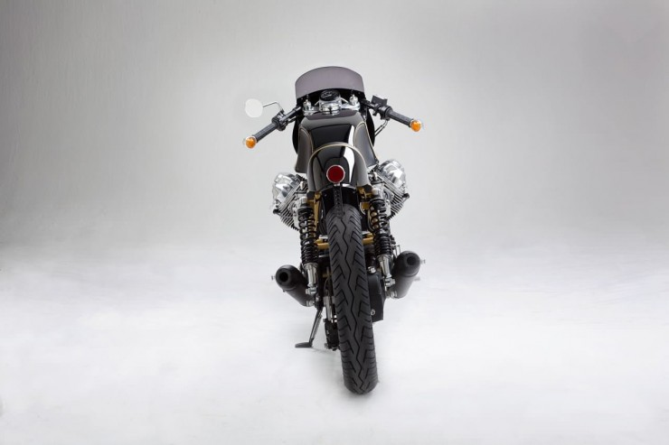 Moto Guzzi Le Mans Motorcycle. 2