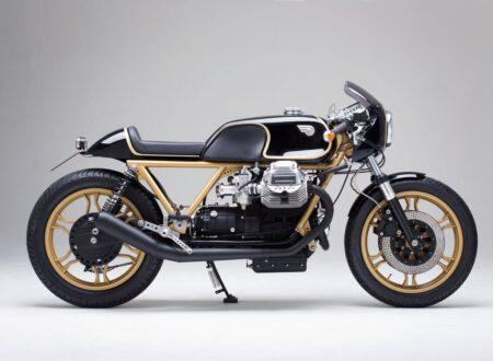 Moto Guzzi Le Mans Motorcycle. 3 450x330 - Moto Guzzi Le Mans by Kaffeemaschine