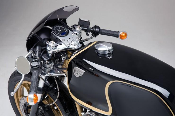 Moto Guzzi Le Mans Motorcycle. 4