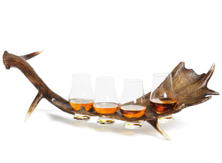 Whiskey Flight 1 450x330 - Stag Horn Whiskey Flight