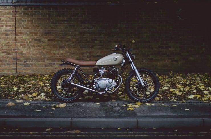 Yamaha SR250 10