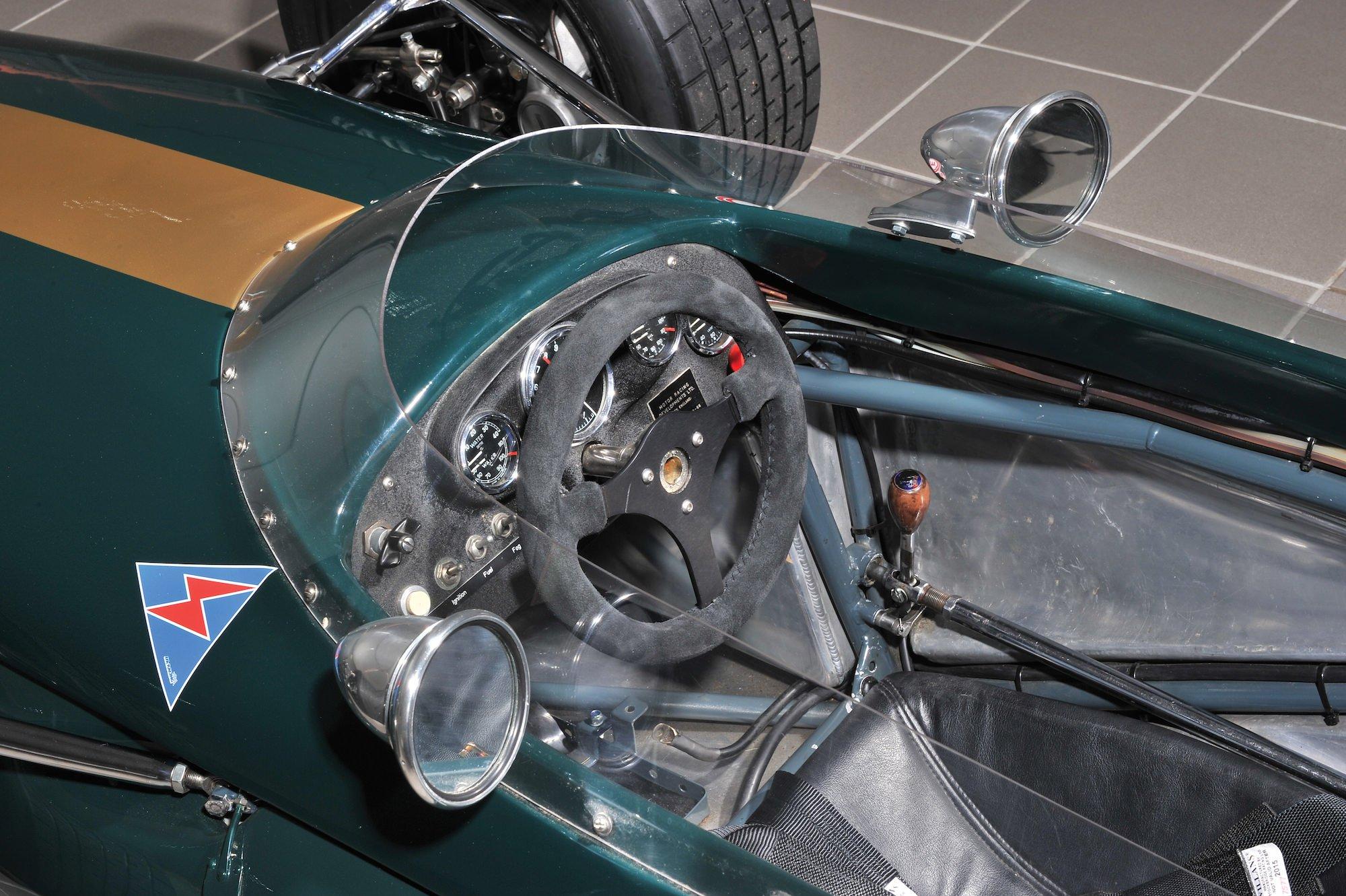 Classic F1 Car for sale 1966 Brabham BT20 Retro Race Cars