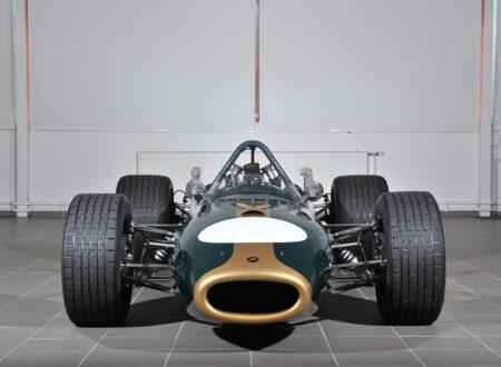 brabham f1 car 7 450x330 - 1966 Brabham-Repco BT20 Formula 1 Car