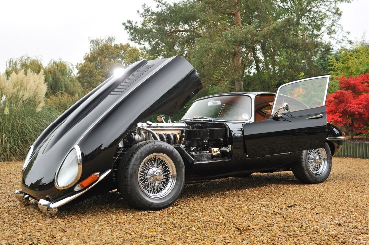 brundle 4 740x492 Martin Brundles Eagle E Type