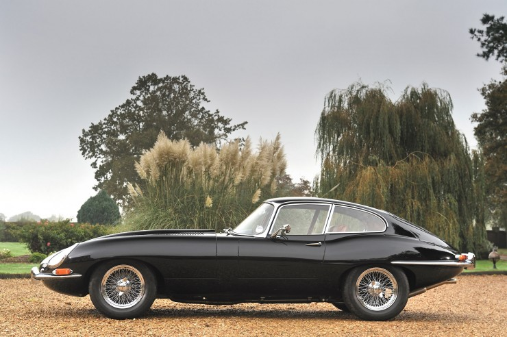 brundle 6 740x492 Martin Brundles Eagle E Type