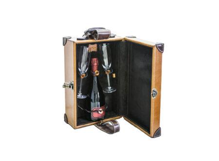 champagne case 450x330 - Gentleman's Champagne Case