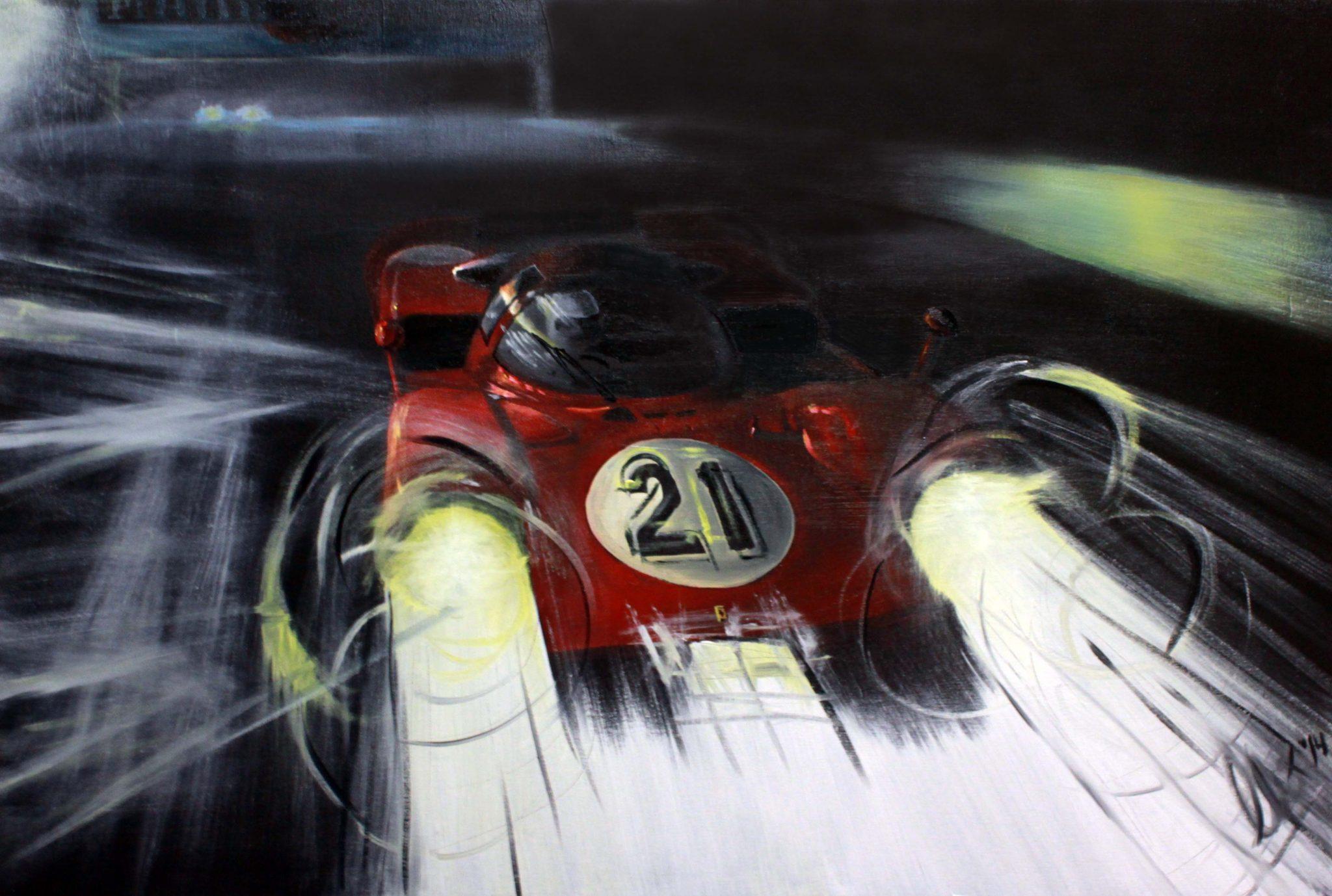 Mario Andretti S Ferrari 512s Coup 233 Silodrome