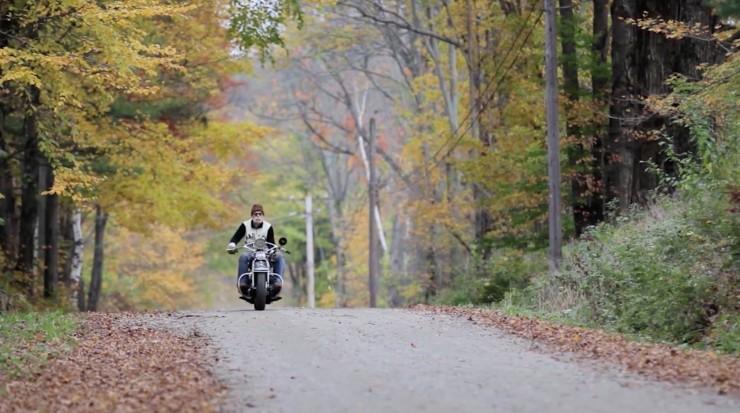 motorcycle film