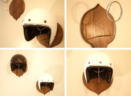 motorcycle helmets mounts