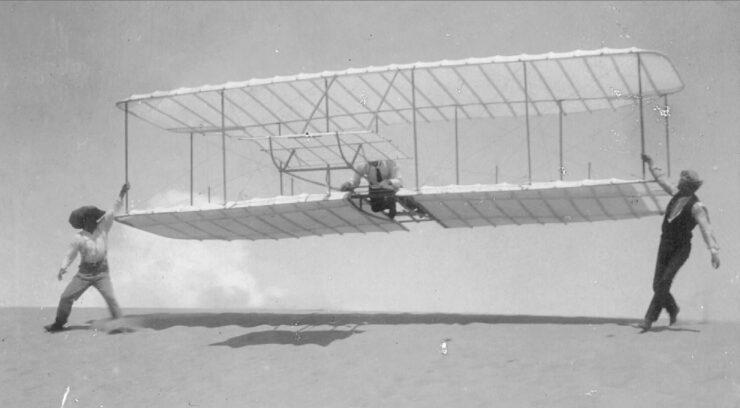1901 Wright Glider