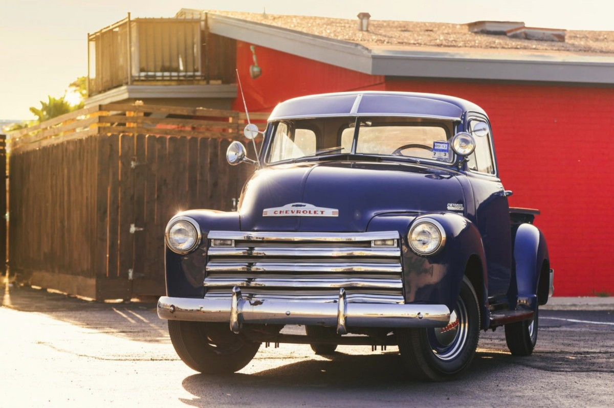 1951 Chevrolet 3100 Pickup 1 1200x798 - 1951 Chevrolet 3100 Pickup