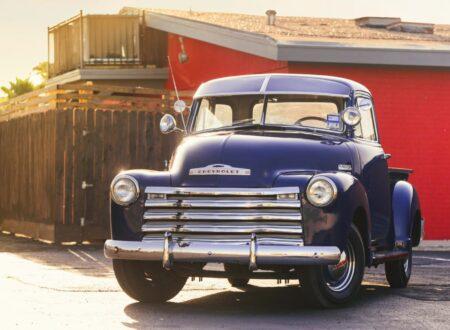 1951 Chevrolet 3100 Pickup 1 450x330 - 1951 Chevrolet 3100 Pickup