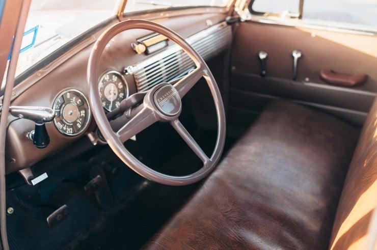 1951 Chevrolet 3100 Pickup 2