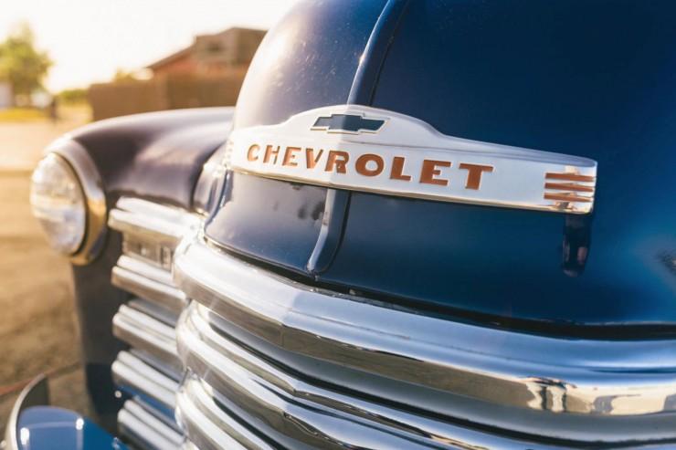 1951 Chevrolet 3100 Pickup 5