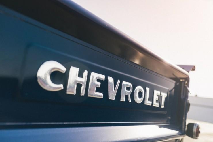 1951 Chevrolet 3100 Pickup 7
