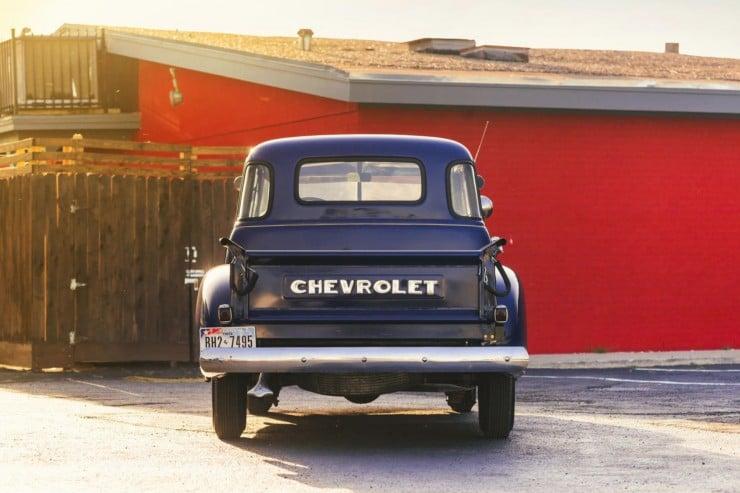 1951 Chevrolet 3100 Pickup 8