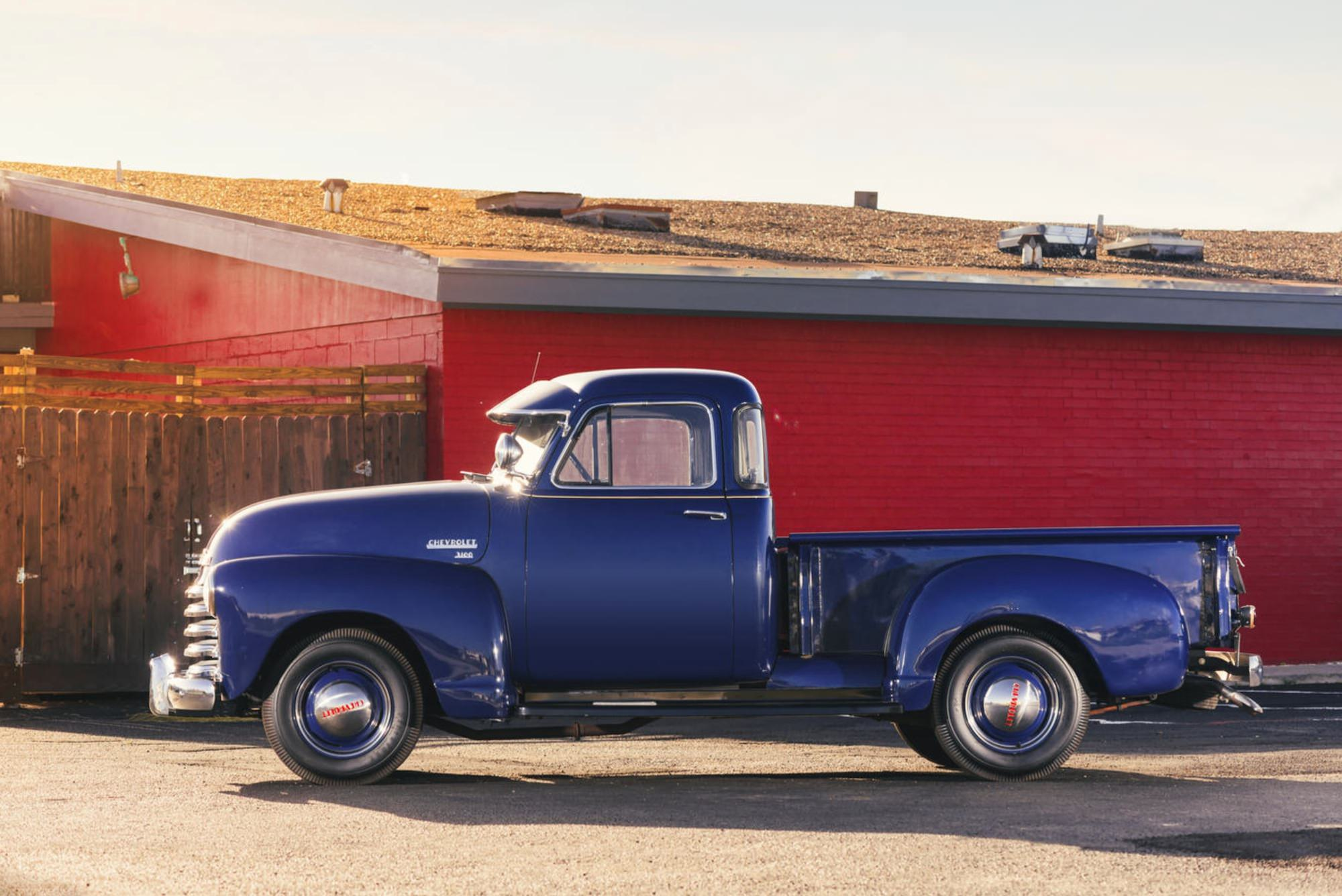 Read More Here 1951 Chevrolet 3100 Pickup