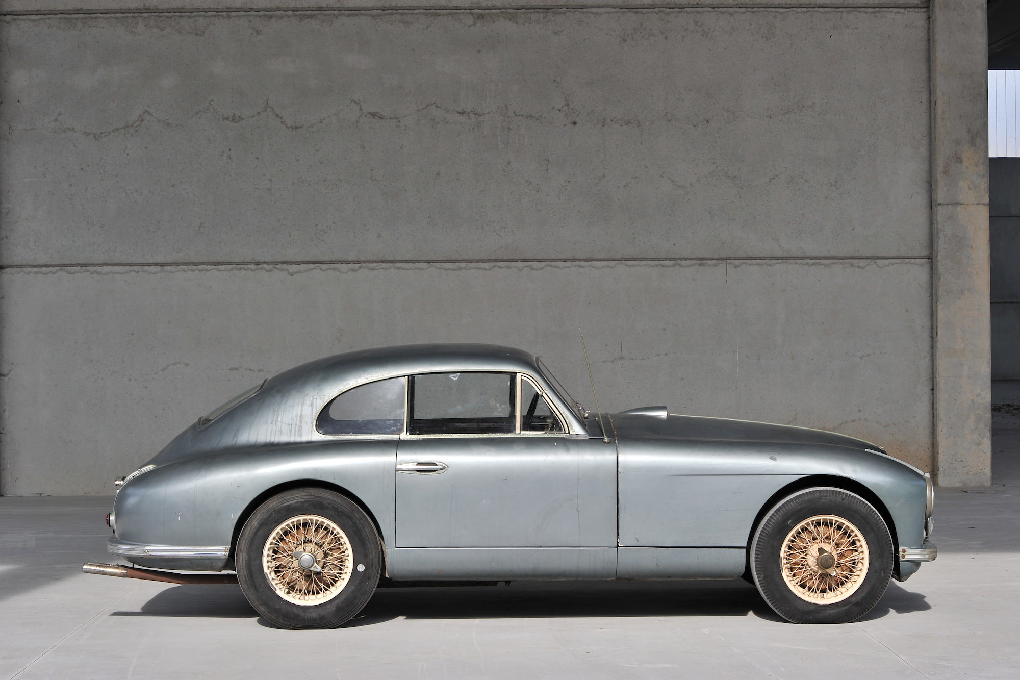 1953 aston martin db2 vantage coup for Garage ford villefranche