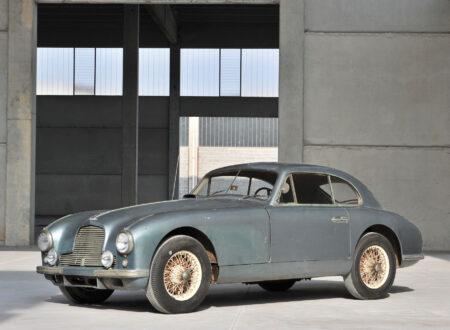 Aston Martin DB2 450x330 - 1953 Aston Martin DB2 Vantage Coupé