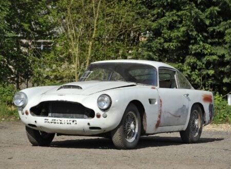 Aston Martin DB4 1 450x330 - 1960 Aston Martin DB4 Series II