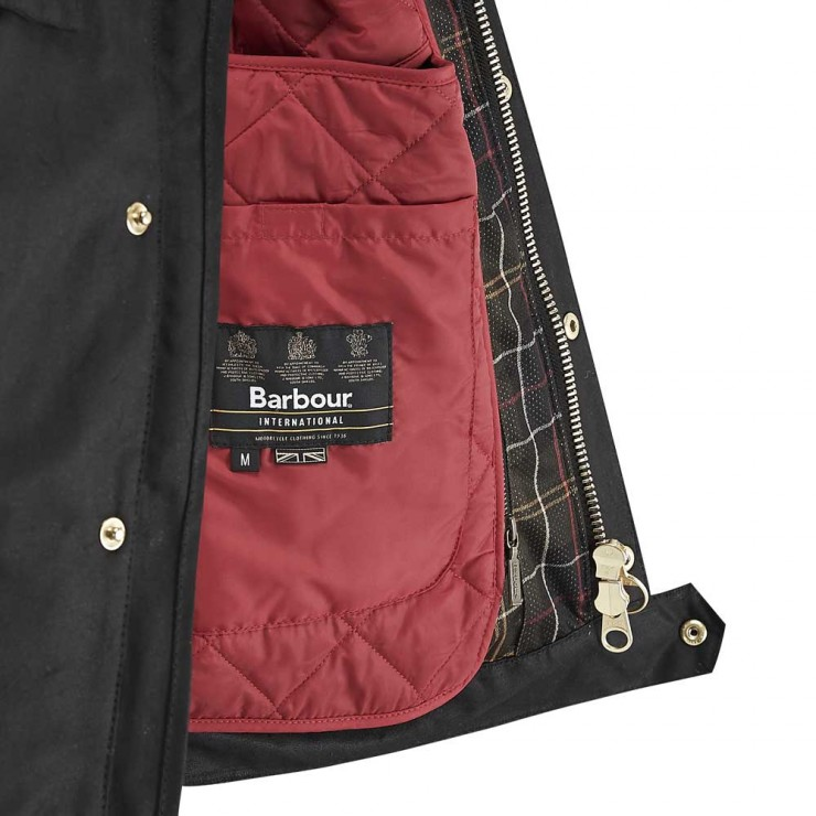 Barbour International Short Motorcycle Jacket 2