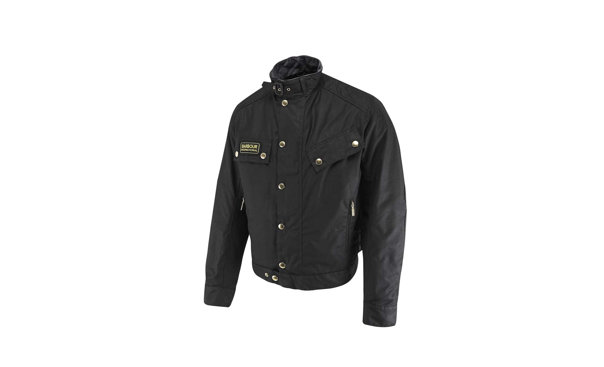 Barbour International Short Motorcycle Jacket