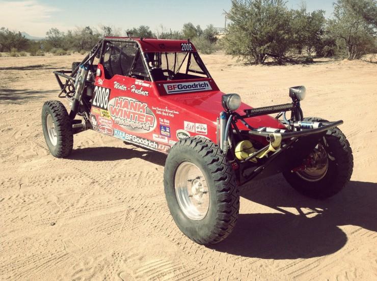 Class 12 1600 Desert Race Car