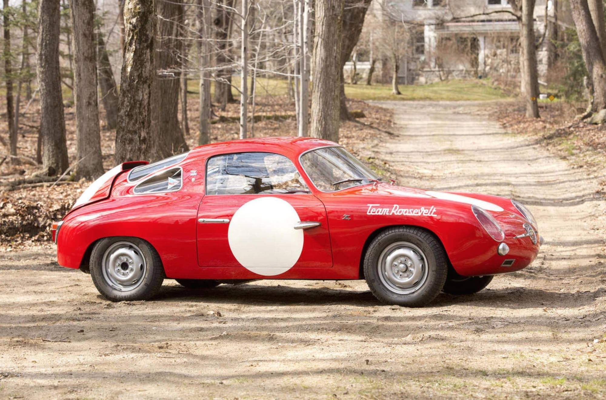 1959 Fiat Abarth 750 Zagato