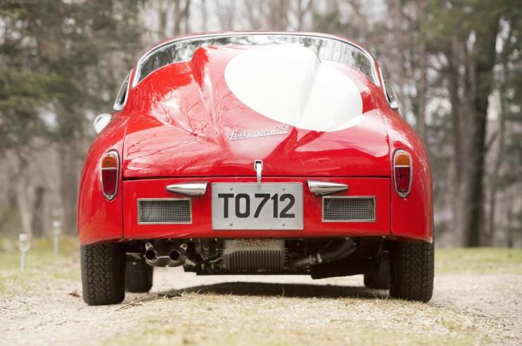 FIAT-Abarth 750 Zagato 4