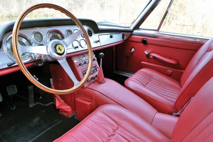 Ferrari 250 GTE 2+2 3