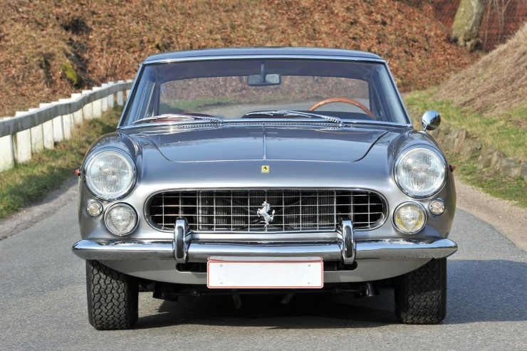 Ferrari 250 GTE 2+2 8