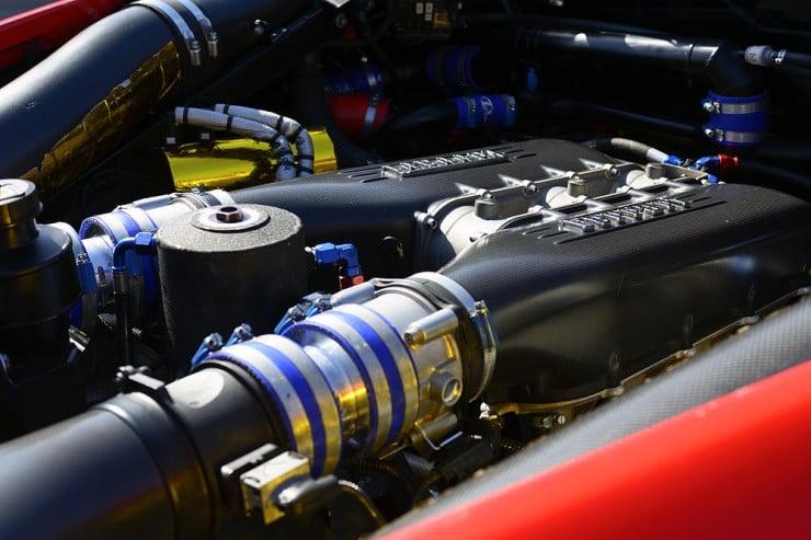 Ferrari 458 GT3 12
