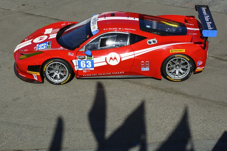 Ferrari 458 GT3 18