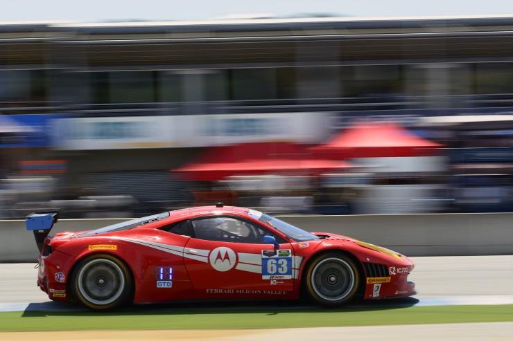 Ferrari 458 GT3 3